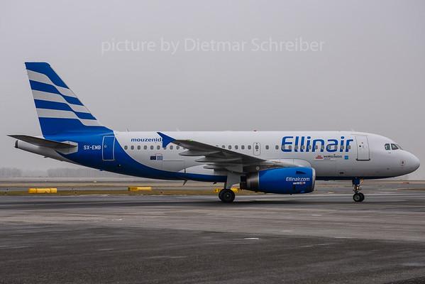 2016-12-22 EX-EMB Airbus A319 Elinair