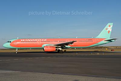 2016-12-29 UR-WRJ Airbus A321 Windrose