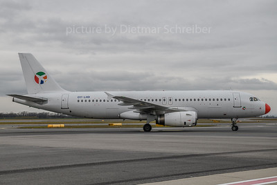 2017-12-21 OY-LHD Airbus A320 Danish Air Transport