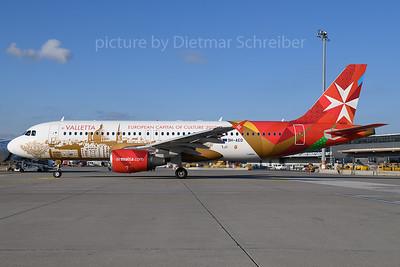 2017-12-18 9H-AEO Airbus A320 Air Malta