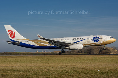 2017-12-25 B-6076 Airbus A330-200 Air China