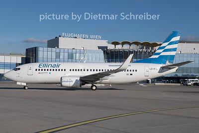 2018-12-26 LZ-BVL Boeing 737-300 Elinair