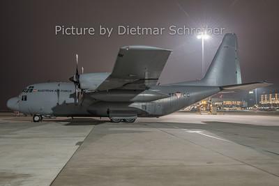 2018-12-20 8T-CC C130 Austrian Air Force