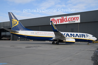 2018-12-16 EI-DHT Boeing 737-800 Ryanair