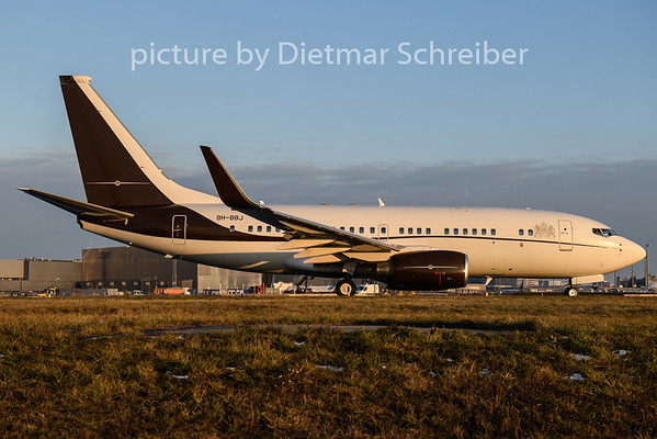 2018-12-18 9H-BBJ Boeing 737-700