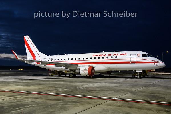 2018-12-18 SP-LIH Embraer 170 Polish AIr Force