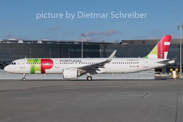 2018-12-26 CS-TJL Airbus A321neo TAP