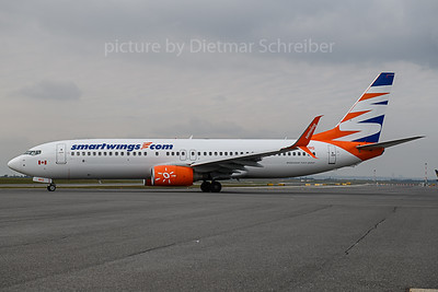 2019-10-07 C-GOWG Boeing 737-800 Travel Service