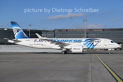 2019-11-23 SU-GEX A220-300 Egypt AIr Express