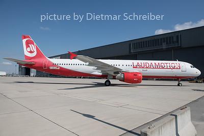 2019-07-15 D-AEUA Airbus A321 Laudamotion
