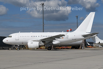 2019-05-07 D-APWG Airbus A318 K5 Aviation
