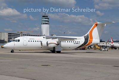 2019-06-24 G-SMLA Bae 146 Jota Aviation