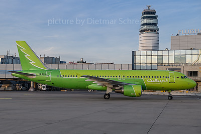 2019-10-20 VQ-BPN Airbus A320 S7 Airlines