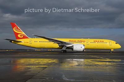 2019-12-07 B-7302 Boeing 787-9 Hainan AIrlines