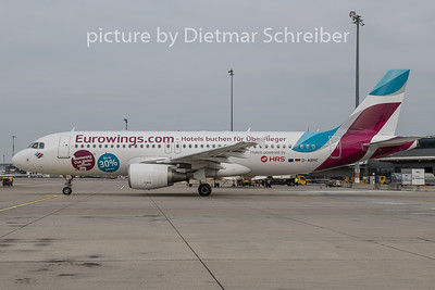 2019-08-23 D-ABHC Airbus A320 Eurowings