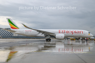 2019-05-22 ET-AUC Airbus A350-900 Ethiopian AIrlines