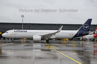 2019-12-23 D-AIEB Airbus A321neo Lufthansa