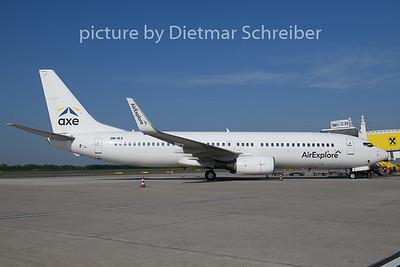 2019-05-02 OM-IEX Boeing 737-800 Air Explore