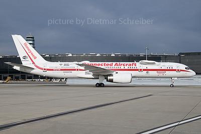 2019-11-19 N757HW Boeing 757-200 Honeywell