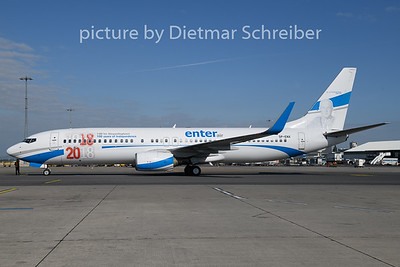2019-05-07 SP-ENX Boeing 737-800 Enter Air
