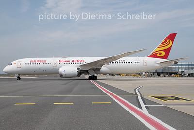 2019-08-22 B-1540 Boeing 787-9 Hainan Airlines