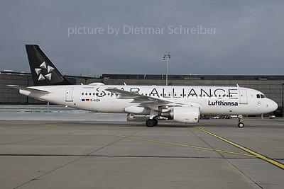 2019-11-19 D-AIZN A320 Lufthansa