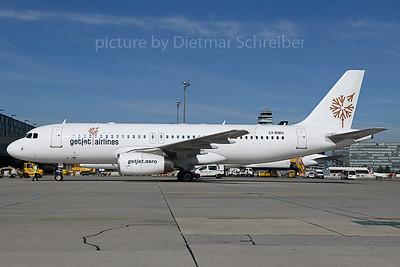 2019-09-11 LY-EMU Airbus A320 Getjet