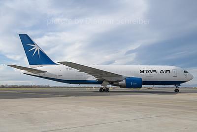 2019-11-19 OY-SRK Boeing 767-200 Star Air