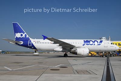 2019-07-16 F-GKXH Airbus A320 Joon