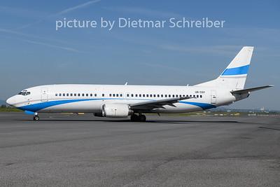 2019-05-24 UR-CQY Boeing 737-400 Jonika
