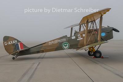 2019-05-17 G-AXAN DH82 Tiger Moth