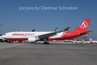 2019-07-24 TC-AGF Airbus A330-200 Atlas Jet