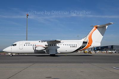 2019-09-11 G-SMLA Bae 146 Jota Aviation