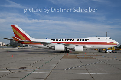 2019-06-24 N700CK Boeing 747-400F Kalitta Air