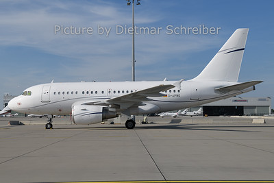 2019-06-18 D-APWG Airbus A318 K5 Aviation