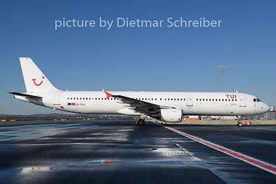 2019-11-06 CS-TKU Airbus A321 White / TUI Fly