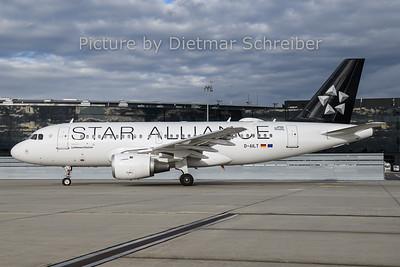 2019-12-25 D-AILT Airbus A319 Lufthansa Cityline
