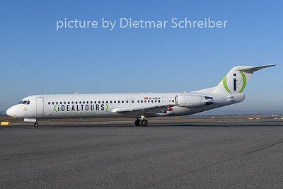 2019-12-11 D-AOLG Fokker 100 Avanti AIr