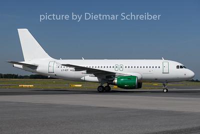 2019-06-26 LY-KIT Airbus A319 Getjet