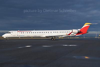 2019-11-14 EC_MUG Regionaljet 1000 Iberia Regional / Air Nostrum