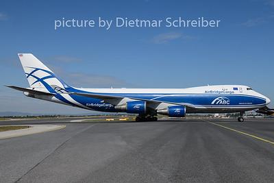 2019-07-23 G-CLAE Boeing 747--400 Air Bridge