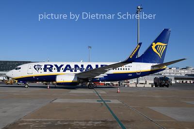 2019-12-11 EI-SEV Boeing 737-700 Ryanair