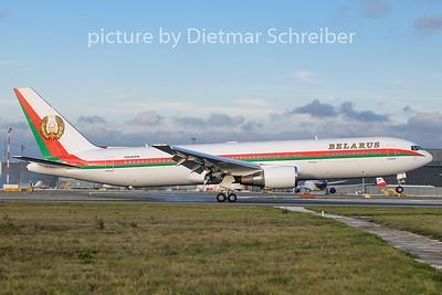 2019-11-11 EW-001BP Boeing 767-300 Belarus