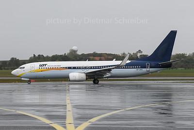 2019-10-16 SP-LWG Boeing 737-800 LOT