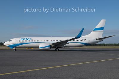 2019-07-15 SP-ENW Boeing 737-800 Enter Air