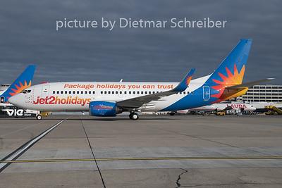 2019-12-27 G-GDFO Boeing 737-300 Jet 2