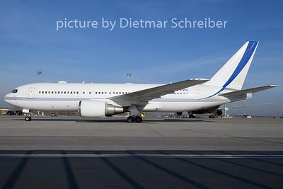 2019-12-04 N767A Boeing 767-200 Aramco