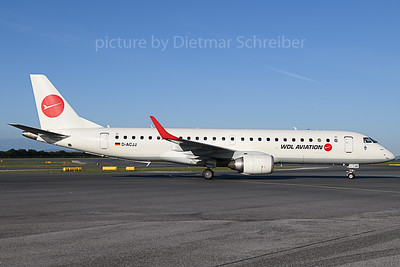 2019-09-18 D-ACJJ Embraer 195 WDL Aviation