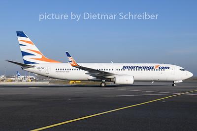 2019-12-04 OK-TVY Boeing 737-800 Smartwings
