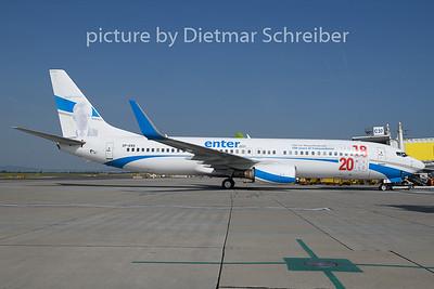 2019-07-16 SP-ENX Boeing 737-800 Enter Air